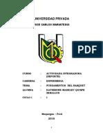 Fundamentos Técnicos Del Basquet- Julio 2018