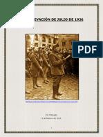 La Sublevacion de Julio de 1936