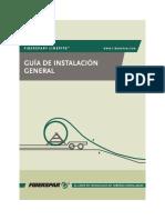 Guía de Instalación - Tubería Flexible Fiberspar