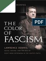 The Color of Fascism_ Lawrence - Gerald Horne