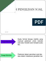 EVALUASI - Kaidah Penulisan Soal.pdf