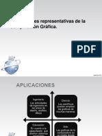 Aplicaciones representativas de la Computación Gráfica