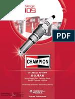 Catalogo Bujias Champion 2009 Para CD