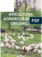 Avicultura agroecológica orgânica