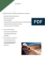 Mineras Mas Importantes de La Libertad