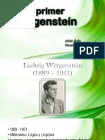 El Primer Wittgenstein Trabajo Terminado