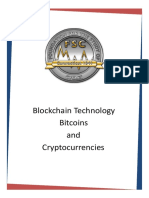 The Foundation Report 2018 - Blockchain Technology Bitcoins and Cryptocurrencies.pdf