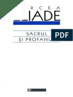 12. Mircea Eliade. Sacrul si Profanul.pdf