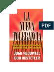 La Nueva Tolerancia Josh Mcdowell.pdf