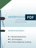 HIPERPITUITARISMO