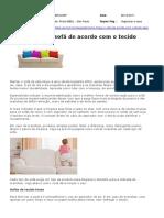 impermeabilizar sof