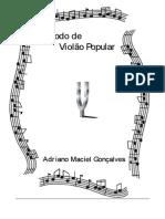 Adriano Maciel Gonçalves_método de violão popular