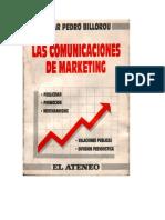 Billorou Oscar Pedro - Las Comunicaciones de Marketing