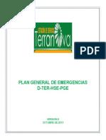 Anexo 9 Plan Gral de Emergencias