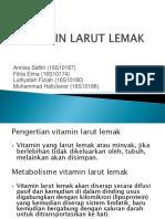 ppt metabolisme