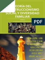 Teoría Del Construccionismo Social y Diversidad Familiar
