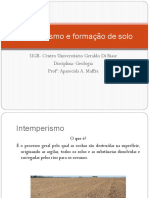 Intemperismo 1