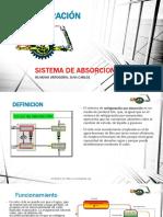 REFRIGERACIÓN - SISTEMA DE ABSORCION.pptx