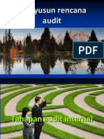 Rencana Program Audit Inernal Puskesmas Cisata