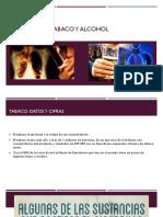 Consumo de Tabaco y Alcohol