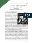 Citizens Sportsmen Fútbol and Politics in Century XX Chile - Reseña