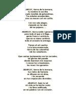 Abancay Poesia
