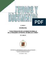 113.Caracterizacion de Las Redes de Enmalle en La Pesqueria Artesanal de La Merluza Comun