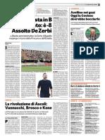 La Gazzetta Dello Sport 20-06-2018 - Serie B