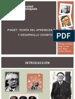 Jean Piaget Presentación