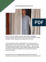 Narendra Modi Govt Pushes Anti