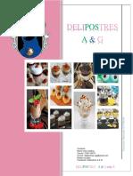 Catalogo Delipostres a&G.pub