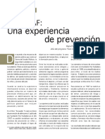 [2005 09 07] Don Graf. Una Experiencia de Prevención (Revista Paz Ciudadana)