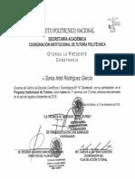 T05 Tutorias 2017-1 17 Alumnos