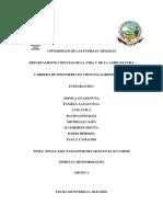 Zonas Afectadas Por Heladas en El Ecuador