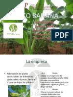 Ppt Ecobanana Marketing Estratégico