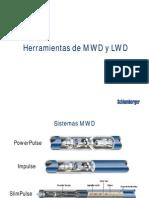 12 Herramientas de MWD y LWD