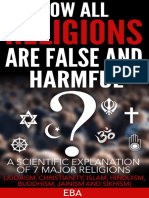 religion arguments