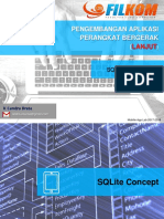 Pemograman aplikasi perangkat bergerak
