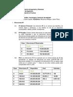 Ayudantía Tecnólogía y Servicios de Internet - Universidad de La Frontera