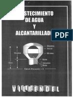 313628555 Abastecimiento de Agua y Alcantarillado VIERENDEL PDF