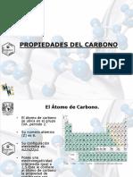 Propiedades del Carbono