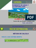 CLASE N° 9 ABASTECIMIENTO