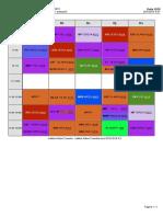 Horaris Grups 18-19