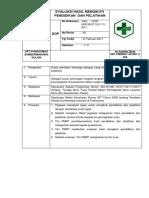 Ok 8.7.3 EP 3 SOP Evaluasi Hasil Mengikuti Pelatihan Pendidikan Dan Pelatihan