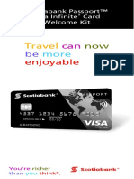 Scotia Bank Visa Elite