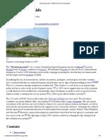 Bosnian Pyramids - Wikipedia, The Free Encyclopedia