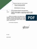 BSP Memorandum 2018-21