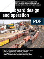 Freight Yard Design