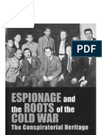 Espionage and the Roots of the Cold War