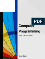 GnuSmalltalk - Programming using GnuSmalltalk.pdf